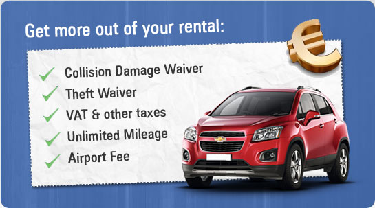 Get more out of your rental