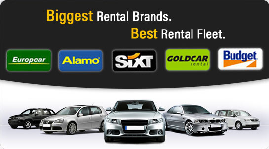 Biggest Rental Brands. Best Rental Fleet
